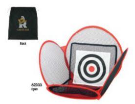 Pitching target