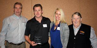 Awards - BIC_Safeguard award's night photo